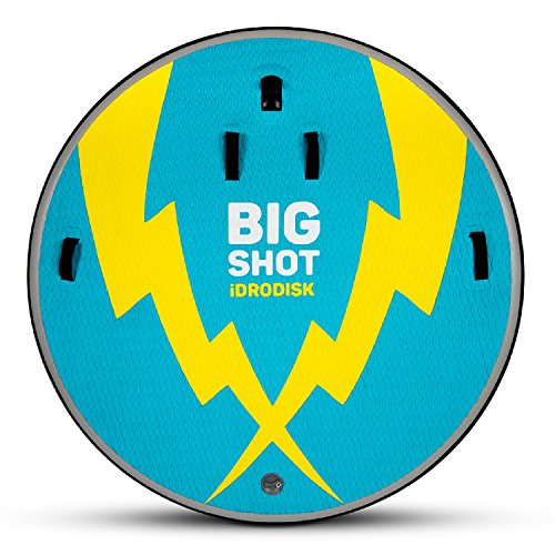 Shot Towable Tube - Slingshot Towable Inflatable Big Shot Idrodisk Teal