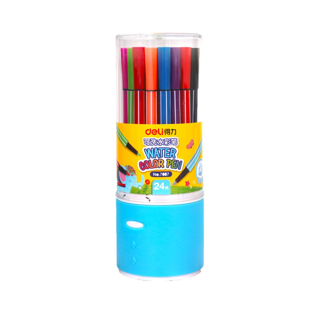 Farbige Stifte - Aquarell Pen Set 24 24 24 Farben - Aquarell Kinder Schule Aquarell Farbe (Farbe   36 Blau) B07FMFNBYG | Adoptieren  e949ca