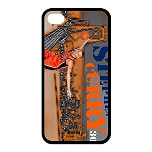Custom Stephen Curry Basketball Series Iphone 4,4S Case JN4S-1463