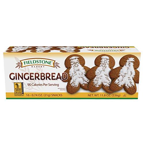 - Fieldstone Bakery Gingerbread Cookies, 16 Count
