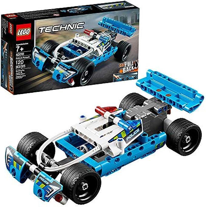 LEGO Technic מרדף משטרתי 42091