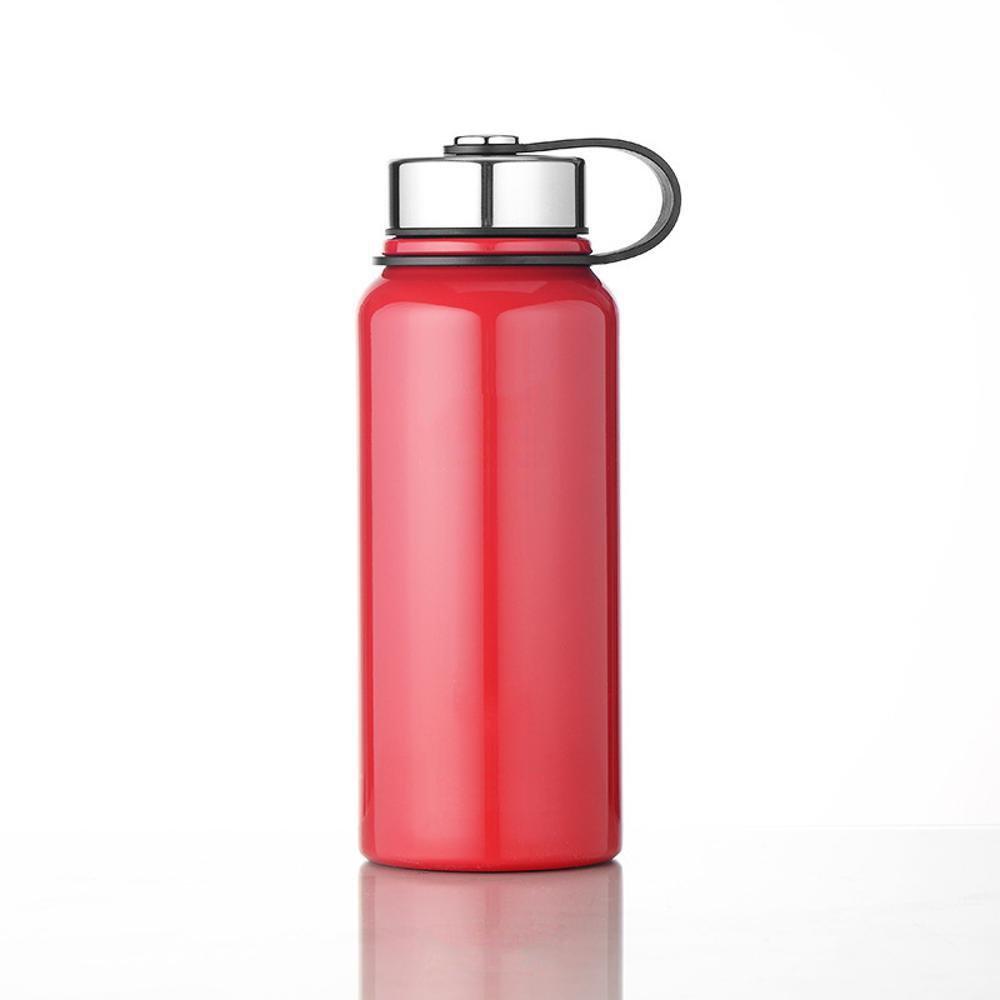 Axiba Wasserflasche Edelstahl-Thermoskanne Große Kapazität Kapazität Kapazität im Freien Sport Portable Raum Pot B07FBGL23Z | München  f0776f