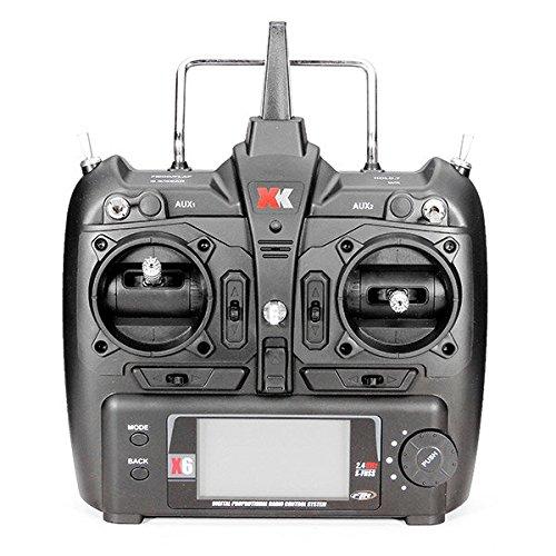 envío gratis PhilMat PhilMat PhilMat Xk k100 K110 K120 K123 124 rc transmisor helicóptero xk.2.x6.001  bajo precio del 40%