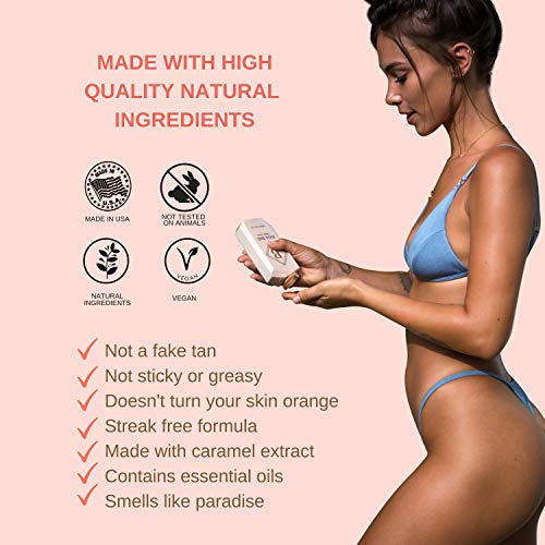 BAJA BAE Bronze Tanning Lotion Advantages