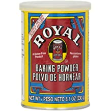 Royal Baking Powder, 8.1-Ounce (Pack of 6)