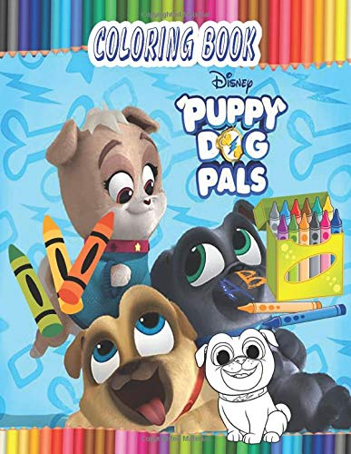 Free Printable Puppy Dog Pals Disney Junior Coloring Pages | 500x387