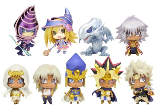 One Coin Grande Figure Collection Yu-Gi-Oh! Duel Monsters Ancient (10 mini figures full set) [JAPAN]