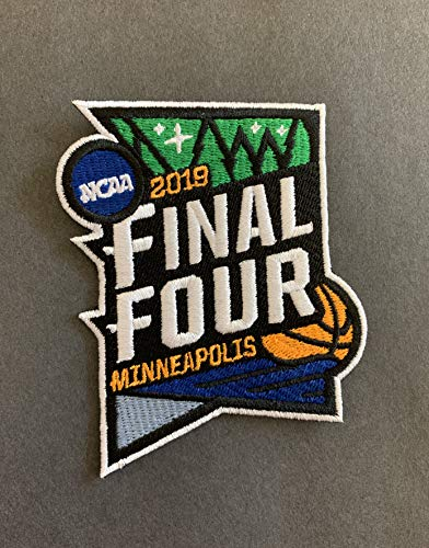 Elusive Dream Marketing Services 2019 Mens Final Four Patch Minneapolis NCAA College Basketball