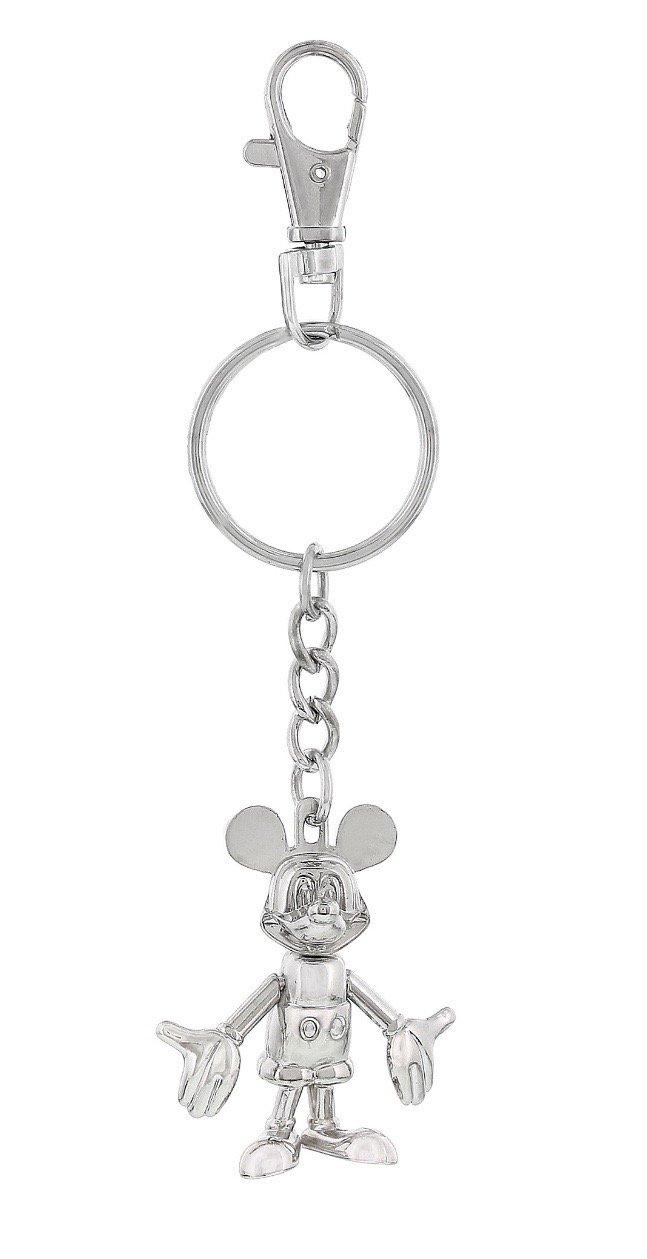 Disney Mickey Mouse Plata articulado Llavero - Disney Parks ...