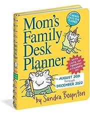 2022 Moms Family Desk Planner