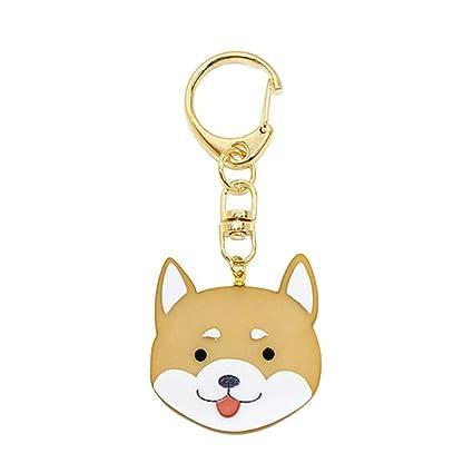 Amazon.com   Kanggest Shiba Inu Dogs Pets Keychain for Car Metal ... 191bfe71d