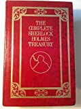 img - for The Complete Sherlock Holmes treasury book / textbook / text book