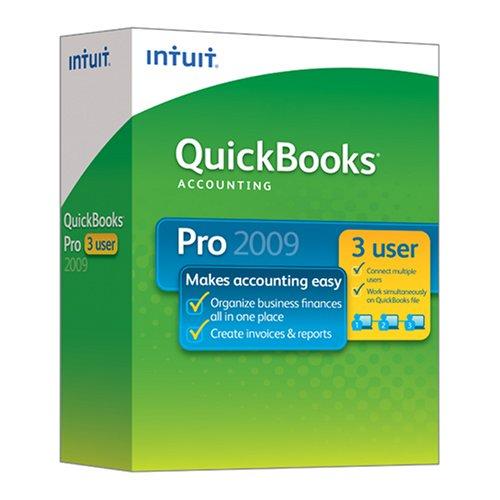 QuickBooks Pro 2009 User VERSION