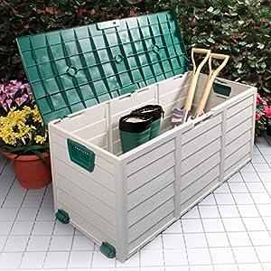 BARGAINS-GALORE Patio Storage Seat Box