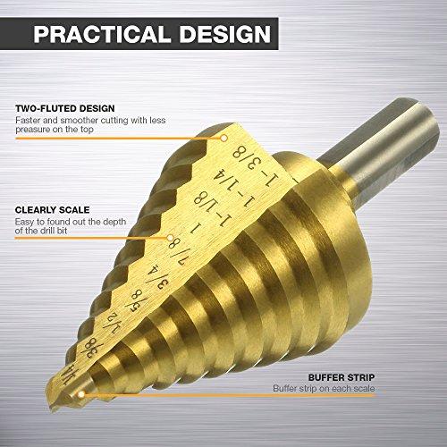 Buy drill holes in steel