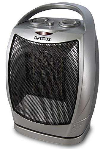 optimus oscillating space heater - 1
