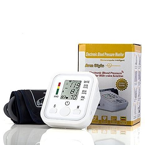 Amazon.com: Brazalete para monitor de presión arterial con ...
