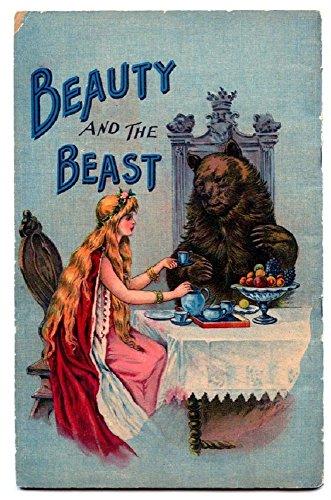 beauty and the beast madame leprince de beaumont