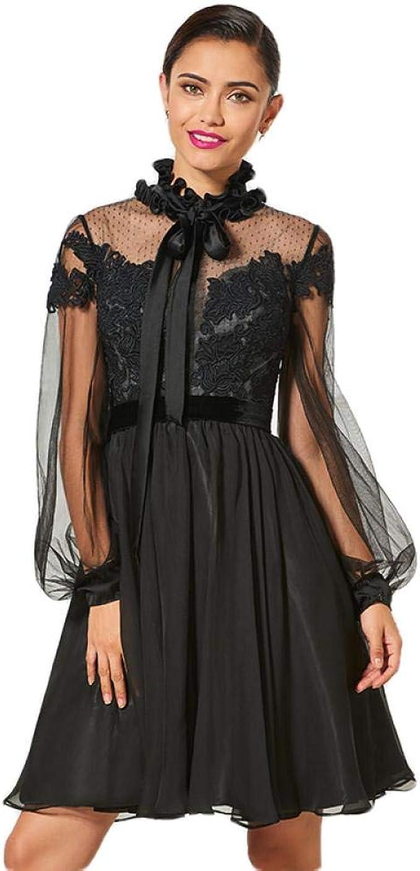 ZTIANEF Ballkleid Abendkleid Kleider Für Damen Kurze
