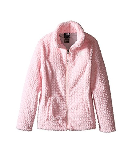 The North Face Laurel Fleece Full Zip Girls' Coy Pink Medium by The North Face