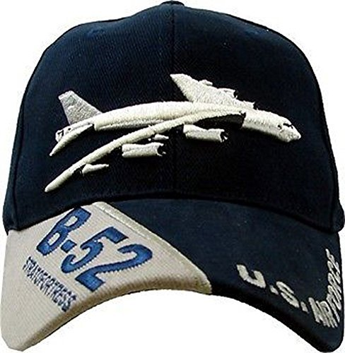 US Air Force 'B-52 Stratofortress' Embroidered Ball Cap