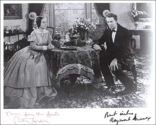 Abe Lincoln In Illinois Movie Cast - Photograph Signed for sale  Delivered anywhere in USA