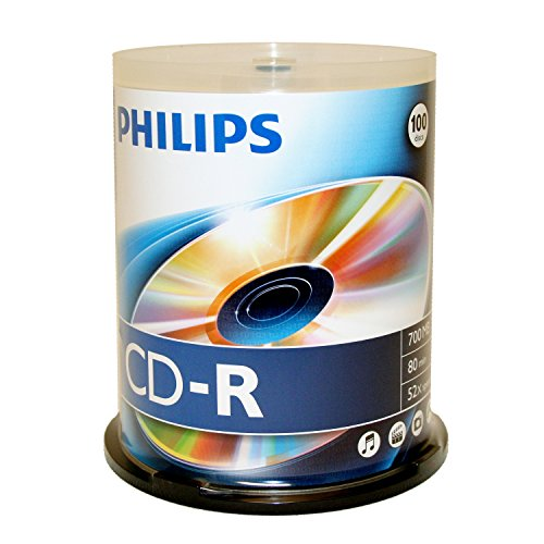 Philips CD-Rs D52N650 D52N650