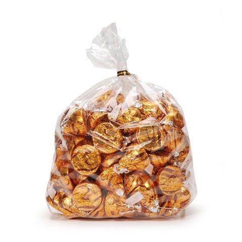 Bulk Buy: Darice DIY Crafts Value Pack Clear Treat Bags 4 x