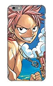 Awesome UgymdX-105-LOOgl Goldenautumn Defender Tpu Hard Case Cover For Iphone 6 Plus- Anime Fairy Tail
