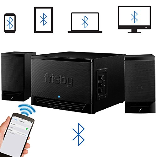 Frisby FS-3500BT Bluetooth Wireless Stereo 2.1 Speaker Syste