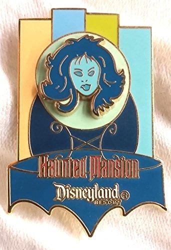 Disneyland Haunted Mansion Pin Madame Leota