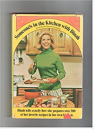 Image result for Dinah Shore cookbook