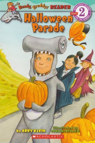 Halloween Parade (Ready, Freddy! Reader, -