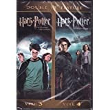 Harry Potter and the Prisoner of Azkaban / Harry Potter and the Goblet of Fire LIMITED EDITION DOUBLE FEATURE DVD SET