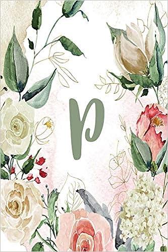 Alphabet Series P