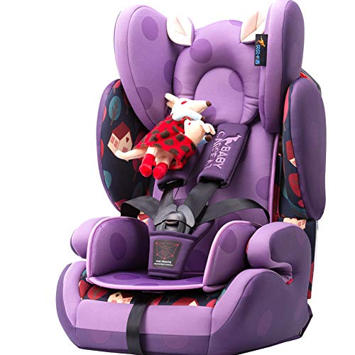 Safety seat 9 months-12 Years Old car car Baby Simple Baby car seat (Car Seats 9 Months To 12 Years)