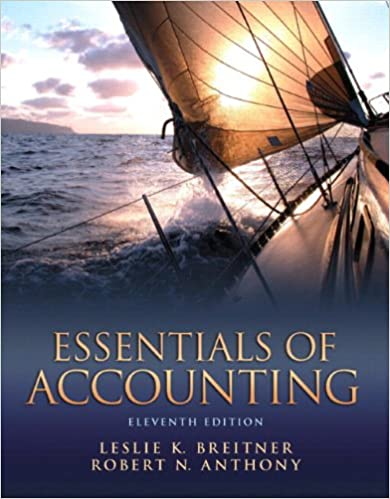 Book Essentials of Accounting with Access Card
