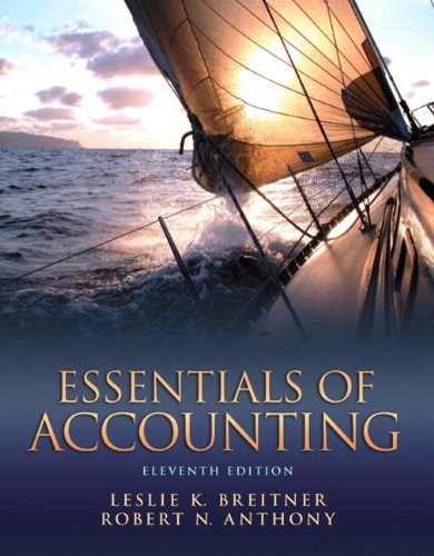 Essentials of Accounting Plus NEW MyAccountingLab with Pearson eText -- Access Card Package (11th Edition)