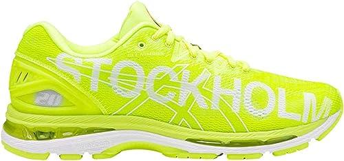 Asics Men's Gel-Nimbus 20 Stockholm Marathon Running Shoes ...