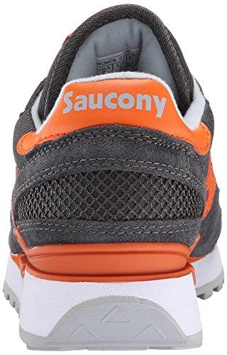 Saucony Original Féminin Ombre Sneaker Original Charbon De Bois / Orange
