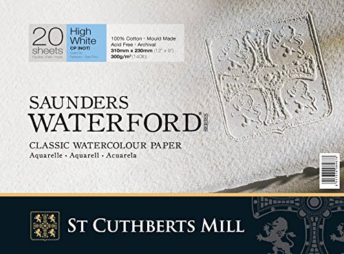 ST Cuthberts Mill Saunders Waterford Paper, 420 x 310 mm
