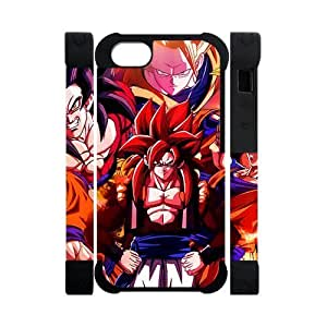 Mystic Dragon Ball Z Apple Iphone 5S/5 Case Cover Dual Protective Polymer Cases Super Cartoons Anime Series