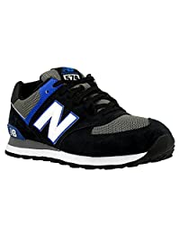 New Balance Mens ML574AAB - 574 Running Shoes