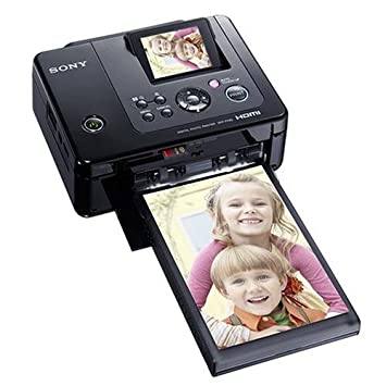 Sony FP85 - Impresora fotográfica (300 x 300 DPI, 45 s, LCD, 6,35 ...