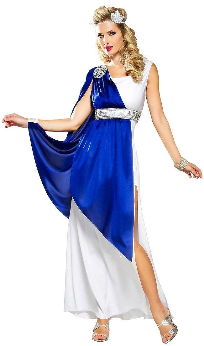 Greek Ladies Costume Large Fancy Dress