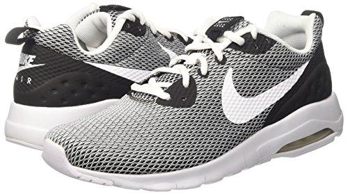 De Pour Chaussures Air Gymnastique Se Homme Max noir Noir Motion Nike Blanc Lw xHY4qwH8