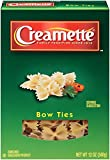 Creamette Bow Ties, 12-Ounce (Pack of 12)