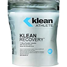 Klean Athlete - Klean Recovery - Carbohydrates and Protein to Support Energy Production and Repair Body Tissue - NSF Certified for Sport - Milk Chocolate Flavor - 1138 Grams Powder
