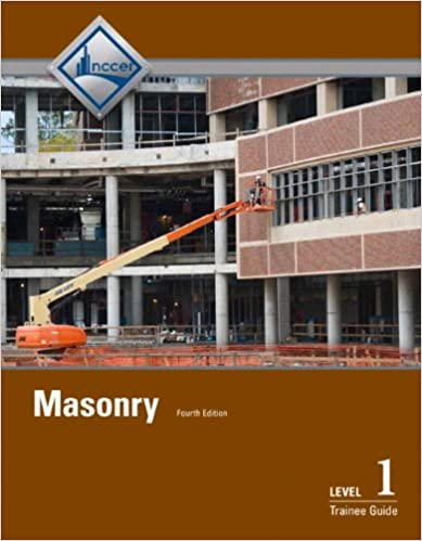Book Masonry Level 1 Trainee Guide: Level 1