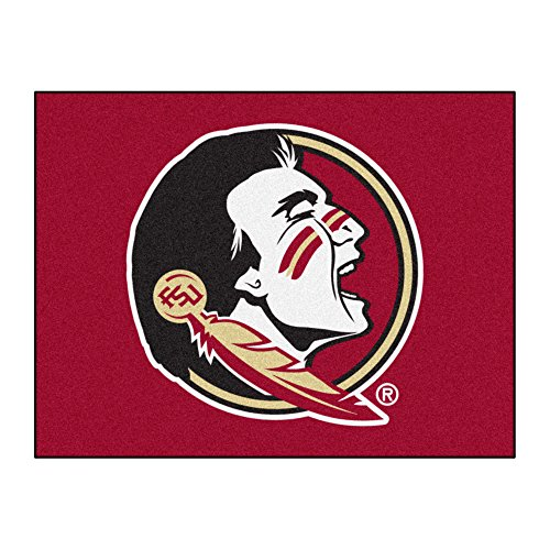 Florida State Tufted Rug (FANMATS NCAA Florida State University Seminoles Nylon Face All-Star Rug)